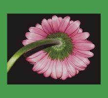 Pink Gerbera daisy Kids Tee