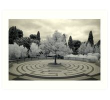 The White Tree of Gondor Art Print