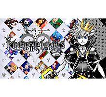 Sora - Kingdom Hearts 2.5 Photographic Print