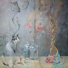 El baño by Chelin Sanjuan
