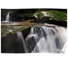 Waterfall from Somersby Falls 15 Poster