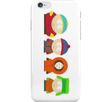 South Park Bus Stop Crew iPhone Case/Skin