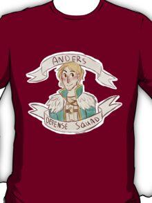 Dragon Age 2 - ANDERS DEFENSE SQUAD T-Shirt