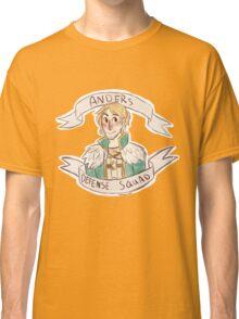 Dragon Age 2 - ANDERS DEFENSE SQUAD Classic T-Shirt