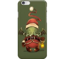 Happy Cthulhu iPhone Case/Skin