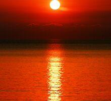 Red Dawn by Dave Lloyd