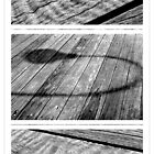 Jetty timber II by Duncan Waldron