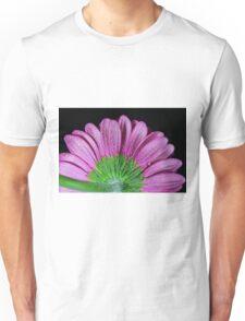 Pink Gerbera Daisy Unisex T-Shirt