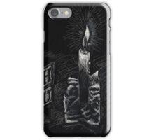 Light in the dark iPhone Case/Skin