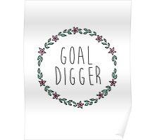 Doodle Bug- Goal Digger Poster