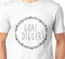 Doodle Bug- Goal Digger Unisex T-Shirt