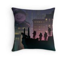 It Just Popped In There! Throw Pillow