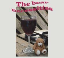The bear necessities by Tom Gomez
