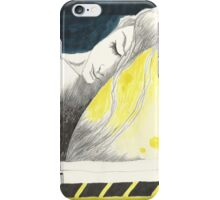 Sketchbook Jak, 68-69 iPhone Case/Skin