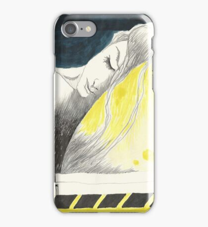 Sketchbook Jak, 68-69 iPhone Case/Skin