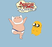 Adventure Time Baby Finn and Jake Unisex T-Shirt