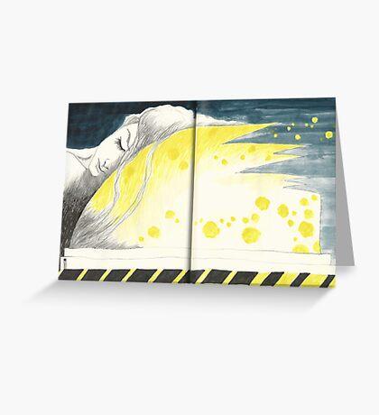 Sketchbook Jak, 68-69 Greeting Card