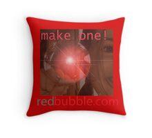 make one! Throw Pillow