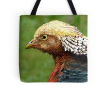 Bob Marley Look Alike! - Golden Pheasant - NZ ** Tote Bag