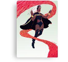 Storm Inferno Canvas Print