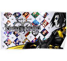 Terra - Kingdom Hearts 2.5 Poster