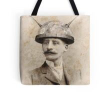Dr Lampwicke's Amazing Mind Machine Tote Bag