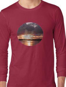 Eyes In The Sky Long Sleeve T-Shirt