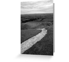 Dragon Hill Greeting Card