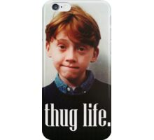 Ron Weasley Thug Life iPhone Case/Skin