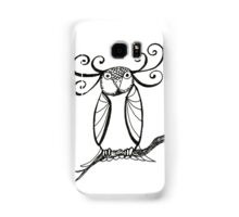 owlet Samsung Galaxy Case/Skin