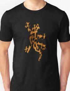 Gecko Like Leopard T-Shirt