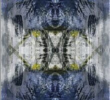 Abstract 14 by Sid3walk Art