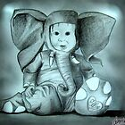 Elephant Ethan by dimarie