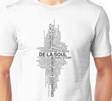Hip Hop Crucifix Unisex T-Shirt