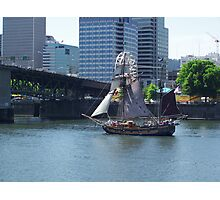 Pirates of the Willamette II Photographic Print