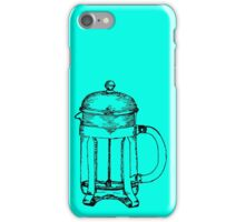French Press iPhone Case/Skin