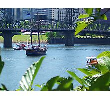 Pirates of the Willamette III Photographic Print