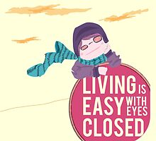 living is easy by ryuchi-story