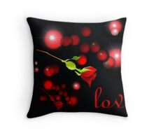 Love and Passion Throw Pillow