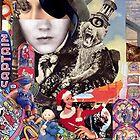 Madonna with Christ Child 42  by - nawroski -