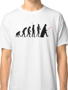 Dark side of Evolution Classic T-Shirt