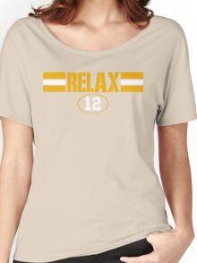Relax Green Bay Women's Relaxed Fit T-Shirt