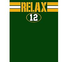 Relax Green Bay Photographic Print