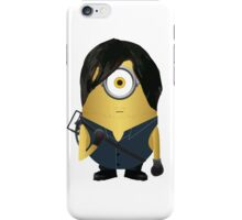 Daryl Dixon Minion iPhone Case/Skin