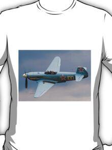 New-build Yakovlev Yak-3UA D-FJAK T-Shirt