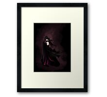 Eros and Thanatos Framed Print