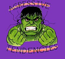The Incredible Hulk Tattoo Flash by ColeC