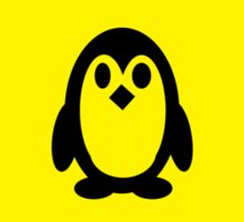 Luke XING (Crossing Sign) -Penguin Sticker