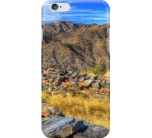 Sears-Kay Ruins Tonto National Forest iPhone Case/Skin