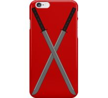 Weapons of Mass Hysteria iPhone Case/Skin